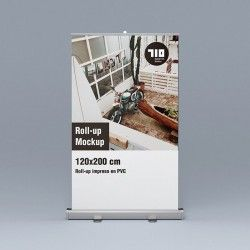 Roll Up Classic 120x200 cm + Reforzado