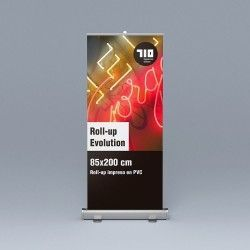 Roll Up Evolution 85x200 cm