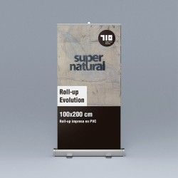 Roll Up Evolution 100x200 cm