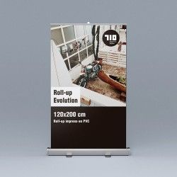 Roll Up Evolution 120x200 cm